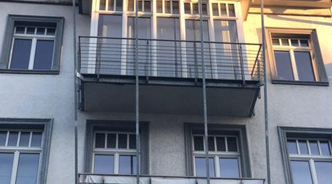 MAX.P Projekt Wohnhaus in Düsseldorf